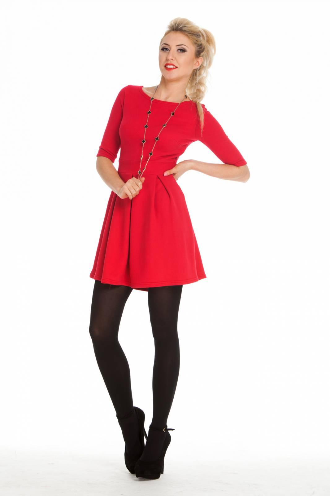 купить красное платье в спб